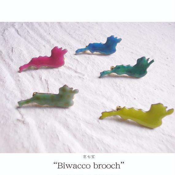 【Biwacco Brooch】[PEKI!RARIGON]