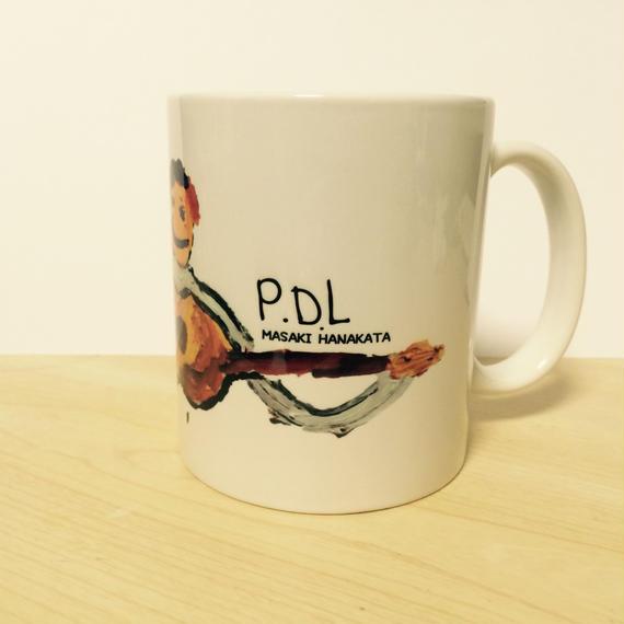 『P.D.L』MP3ダウンロードコード付きマグカップ