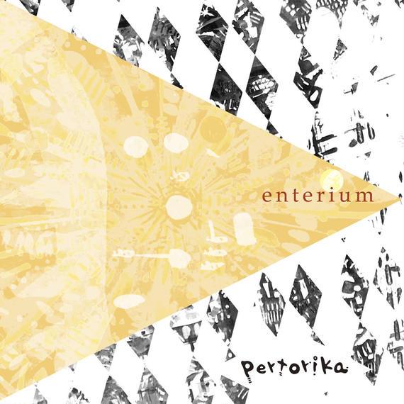 2nd mini album『enterium』