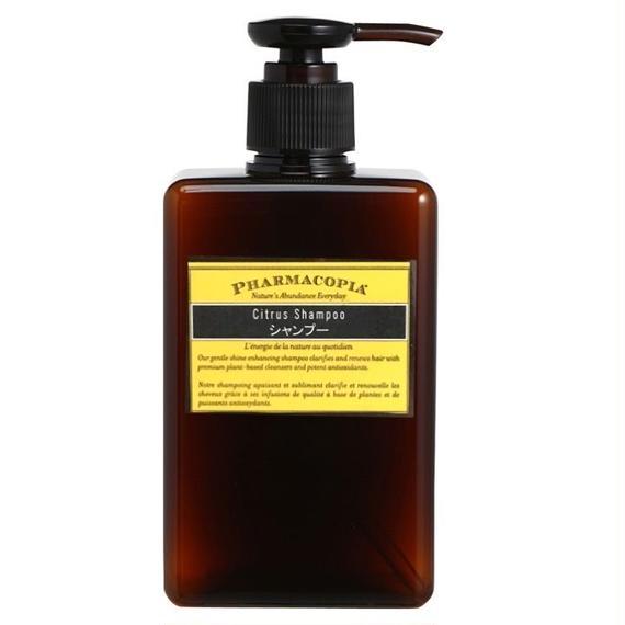 シトラス シャンプー ミディアムボトル |  Citrus Shampoo 280ml