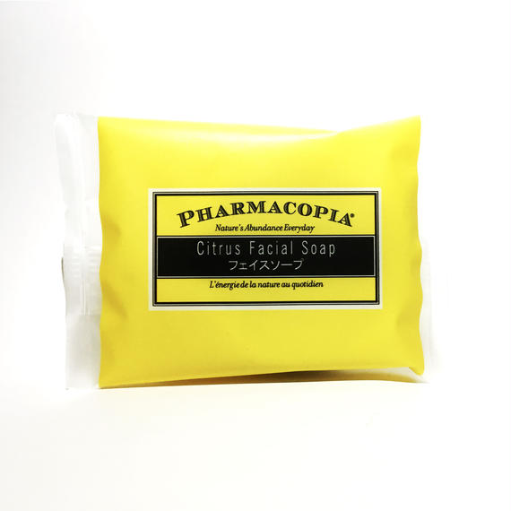 フェイスソープ  | Citrus Facial Soap | 30g