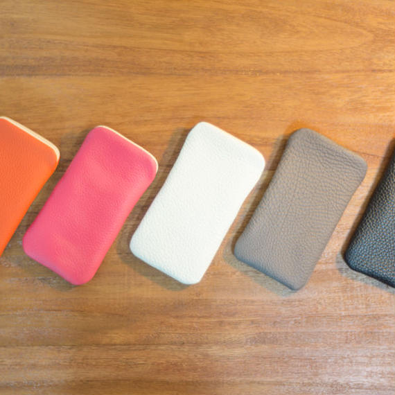 iPhone6 レザーケース(全5色)