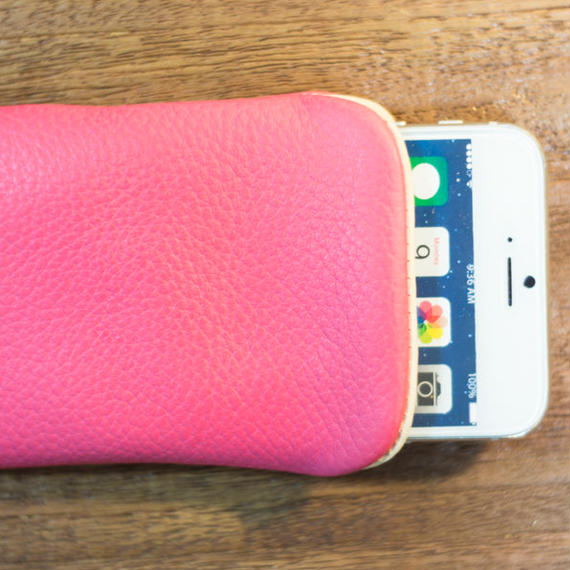 iPhone6 Plus レザーケース(全5色)