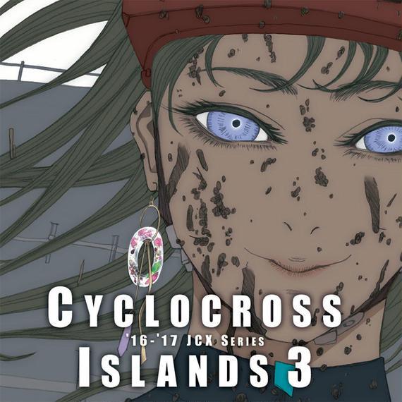 """【送料無料】チャリティDVD """"Cyclocross Islands 3"""""""