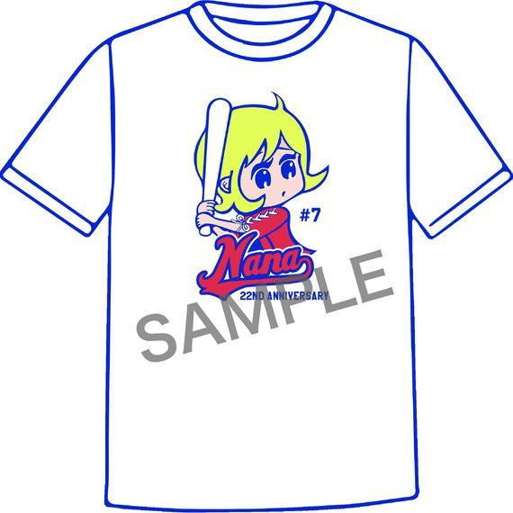松井奈々 生誕Tシャツ(6/25まで受付)