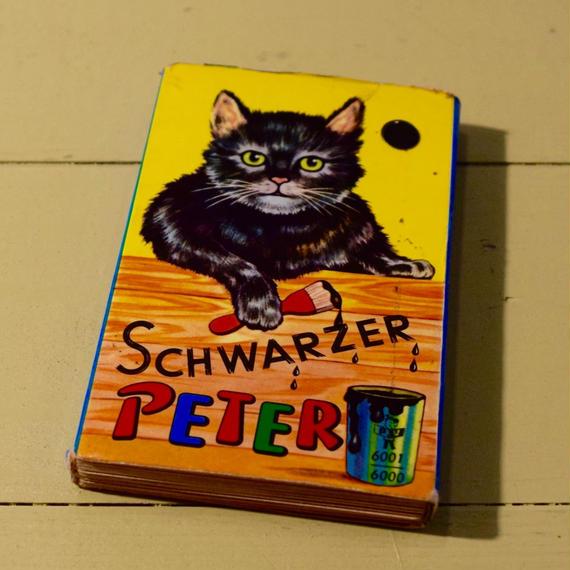 ドイツ ババ抜きカードゲーム