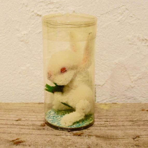 オーストリア うさぎのモール人形 ALA社デッドストック