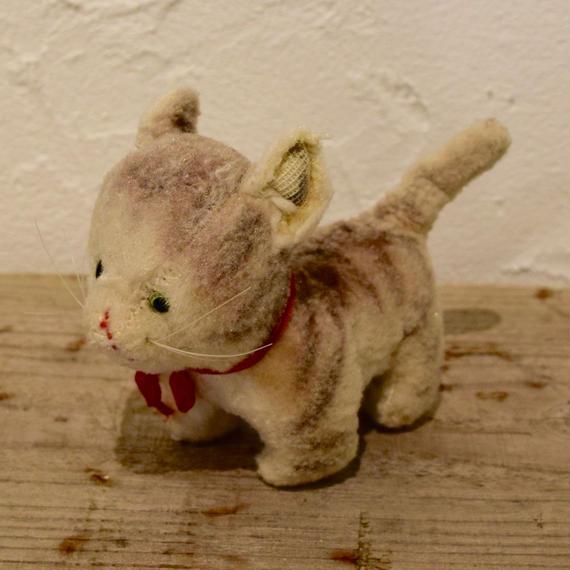 ハンガリー 茶トラの猫 ぬいぐるみ