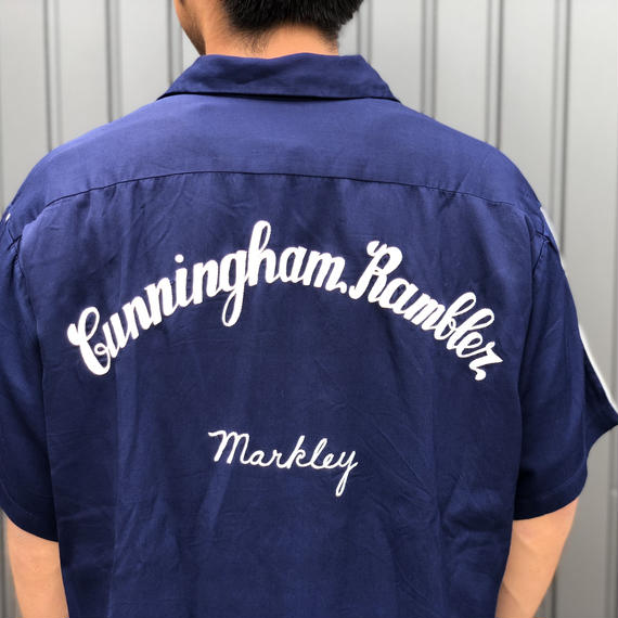 1960's Bowling Shirts