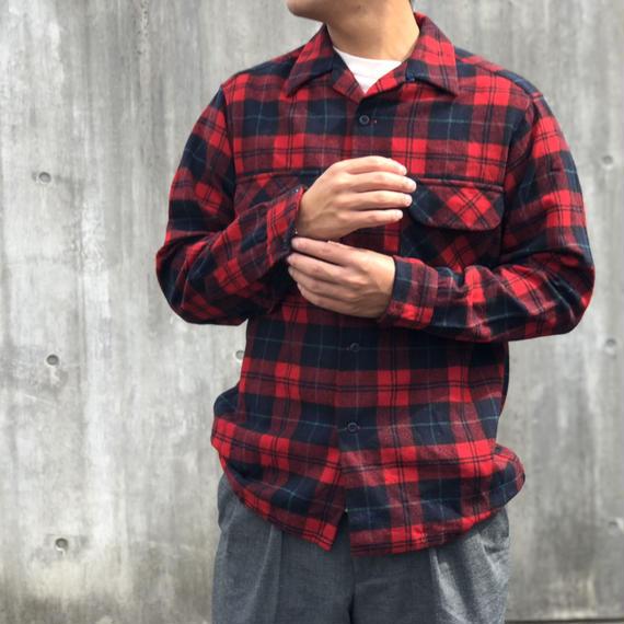 60's〜 Pendletonウールシャツ