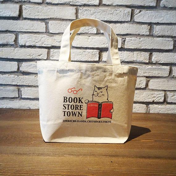 TKL032 トートバッグ(書店ねこ)