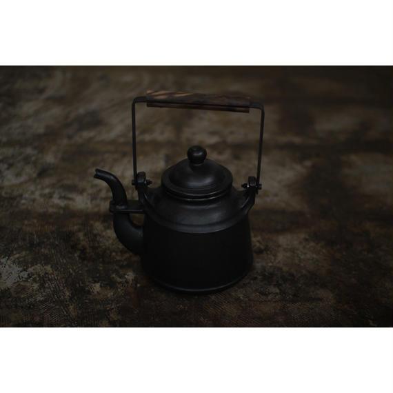 ヤカン 大 黒柿 鈴木環