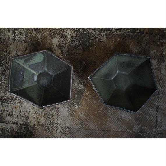 六角鉢 菊地亨