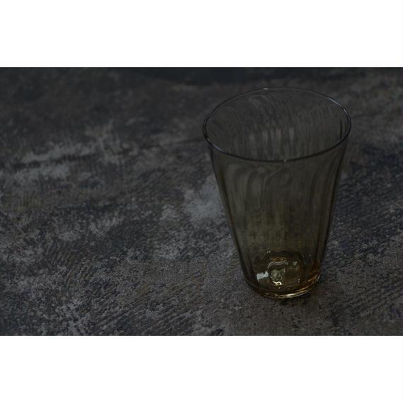 グラス ミドル 黄色 境田亜希