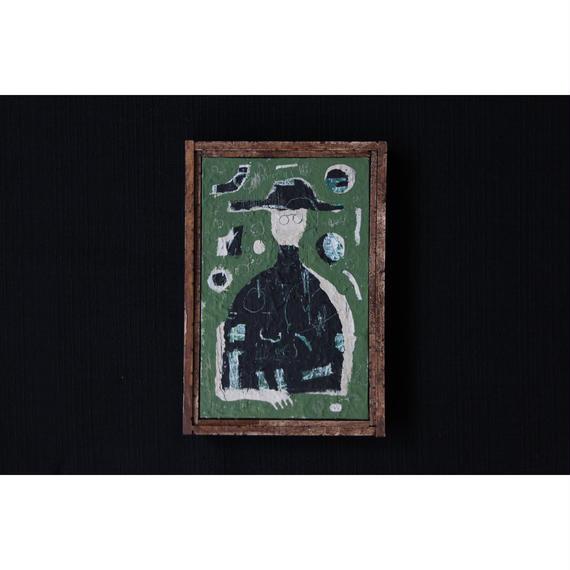 鈴木恵美 絵 手の平サイズ