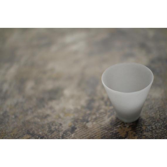 杯 小川真由子 グレー+ミント