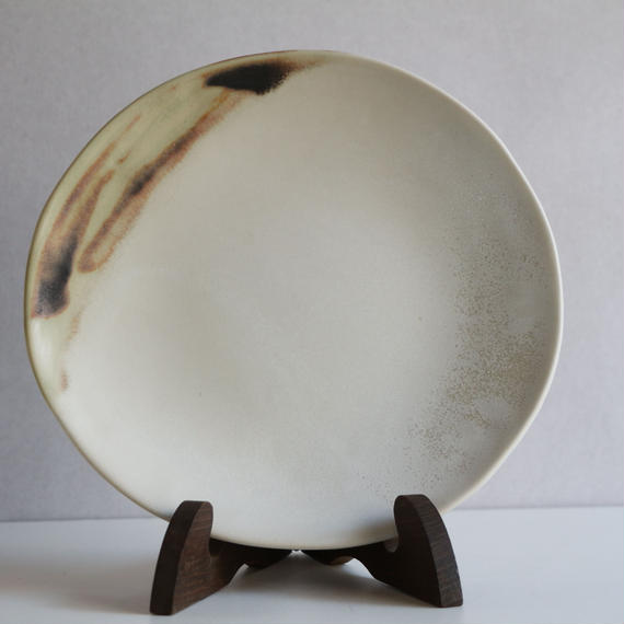Dinner Plate by Elke Lucas