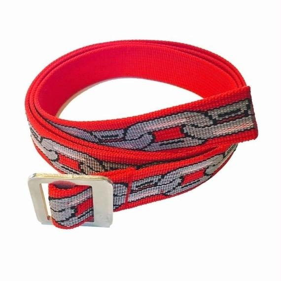 '' Black Belt ''  CHAIN x RED