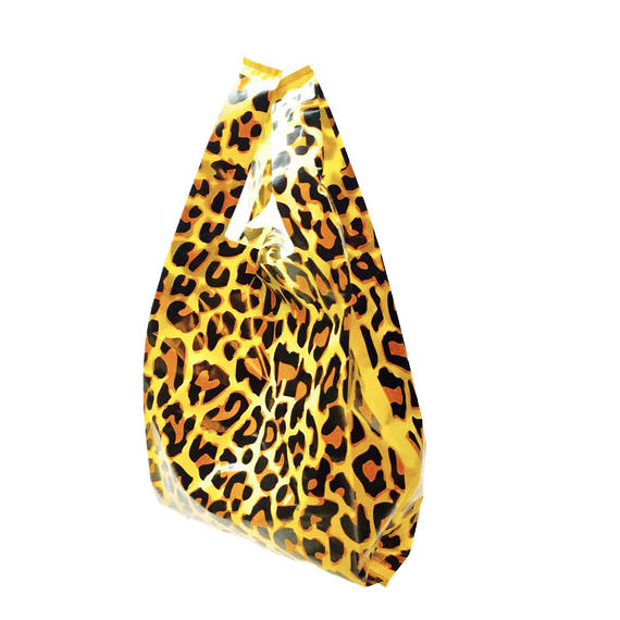 """Disposable Fashion Bag""  LEOPARD"