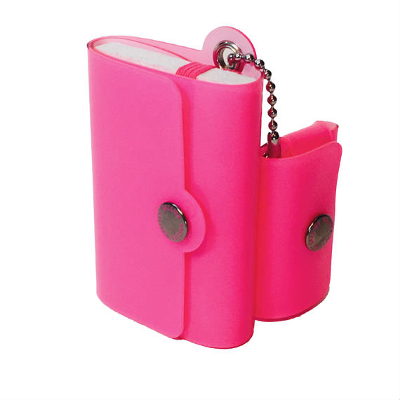 Minimal Wallet '' POCKET PAL ''   LUMI PINK → BEAMSにて先行販売中。