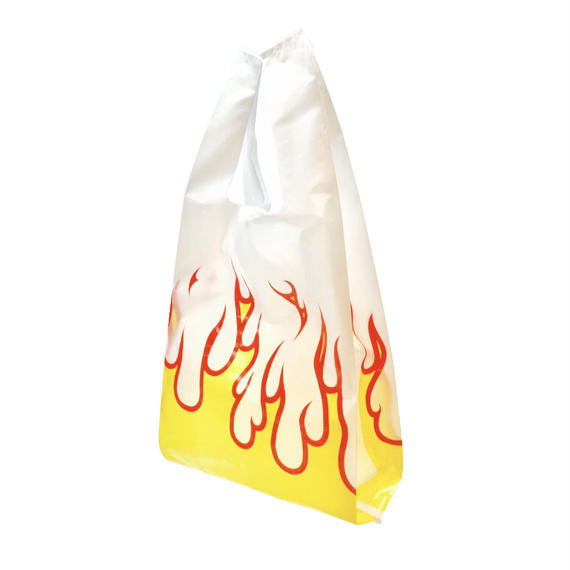 """Disposable Fashion Bag""  FIRE → BEAMSにて先行販売中。"