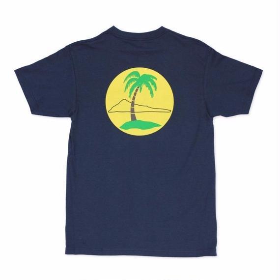 LEWIS CRUISE ISLAND T-SHIRT NEW NAVY