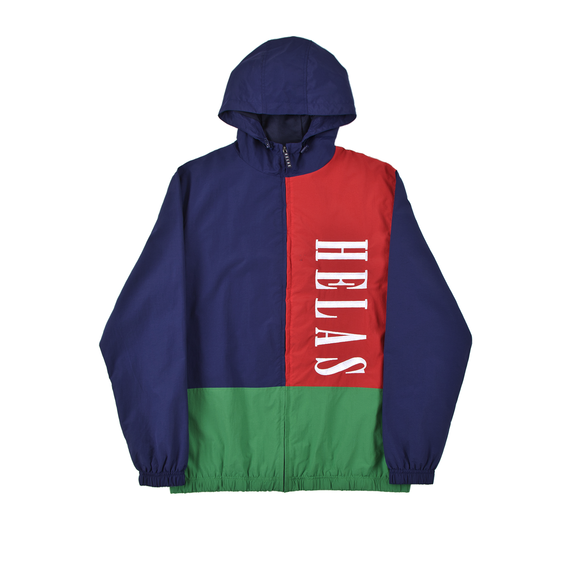 HELAS  SUSPENCE HOODED JACKET NAVY