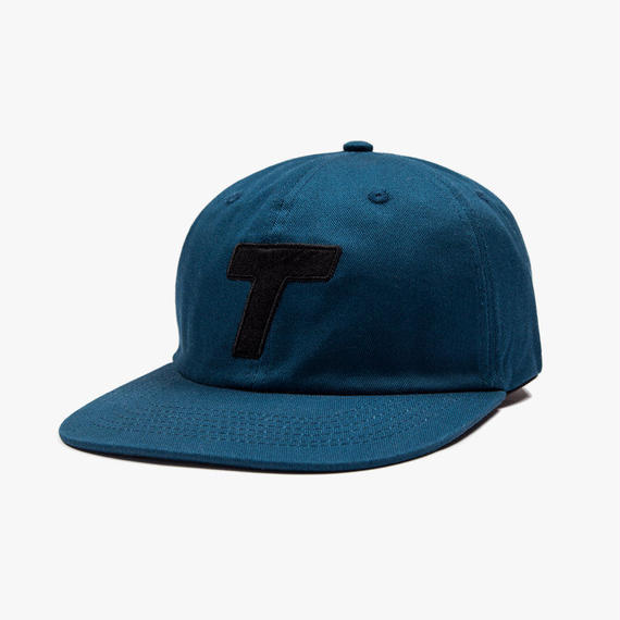 Theobalds Cap Co. Classic T Six Panel Jade / Black