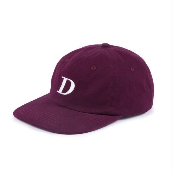 DIME SNAPBACK CAP BURGUNDY