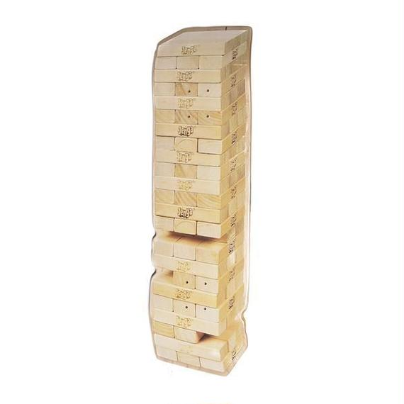 ALLTIMERS JENGA BOARD