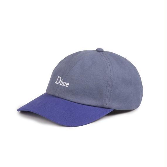 DIME TWO-TONE CLASSIC CAP BLUE & BLUE