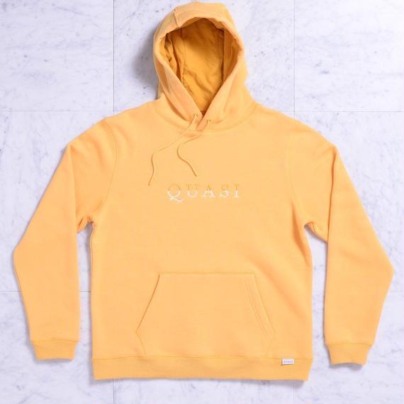 QUASI Wordmark [Honey] Hoodie