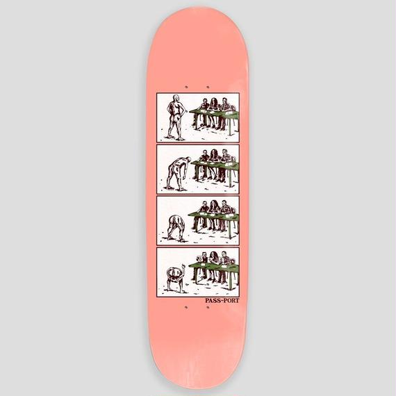 "PASS~PORT ""ARSE"" STEP BY STEP SERIES DECK"