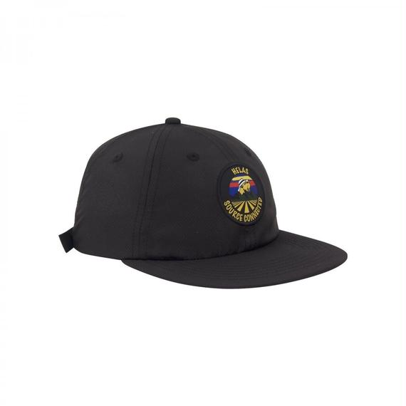 HELAS SOURCE CAP BLACK