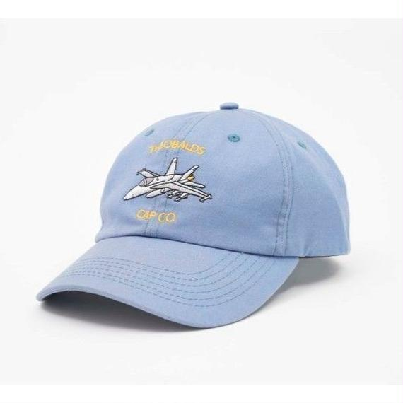 Theobalds Cap Co. High Flyer Baseball Cap - Naval Blue
