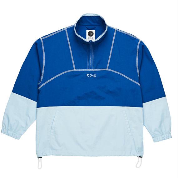 POLAR SKATE CO. WILSON JKT Royal Blue