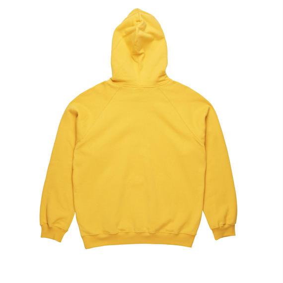 POLAR SKATE CO. DEFAULT HOODIE Yellow
