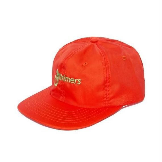 ALLTIMERS MILLS HAT ORANGE