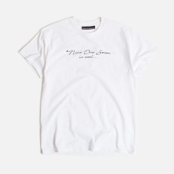 CALL ME 917  Relax T-Shirt white