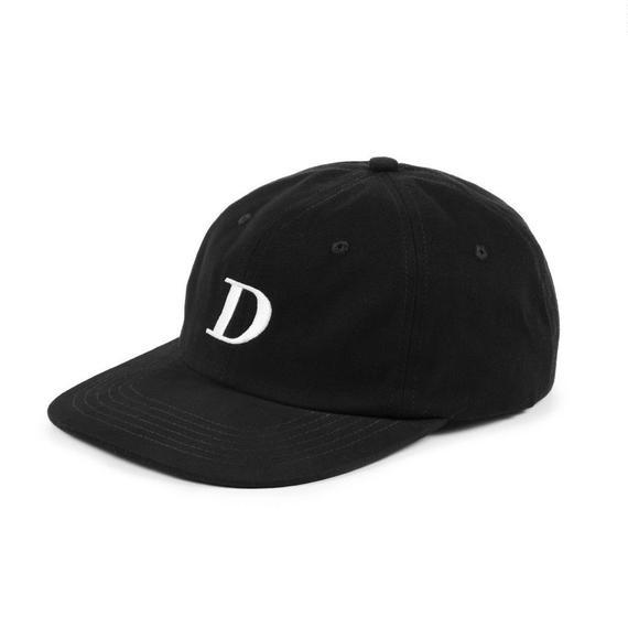 DIME SNAPBACK CAP BLACK
