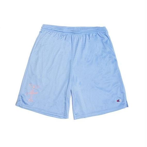 ALLTIMERS LEAGUE PLAYER SHORTS SWISS BLUE