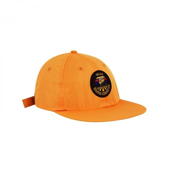 HELAS SOURCE CAP ORANGE