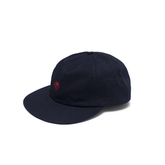 MAGENTA 6 PANEL CAP - NAVY