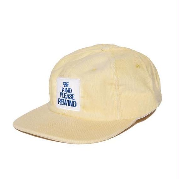 ALLTIMERS BE KIND HAT YELLOW