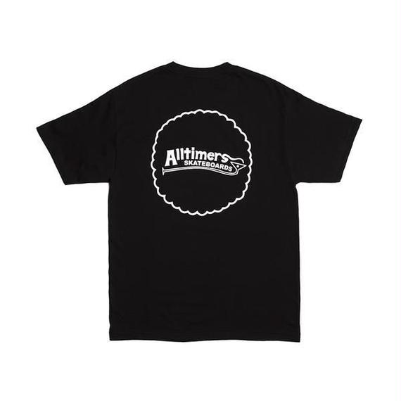 ALLTIMERS KEEN TEE BLACK