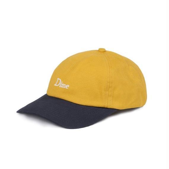 DIME TWO-TONE CLASSIC CAP TELLOW & NAVY