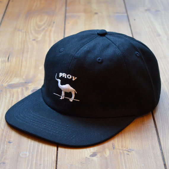 Theobalds X Prov Smoking Camel Cap Black / White