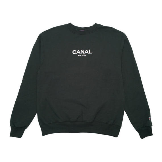 """CANAL """"CLASSIC LOGO"""" CHAMPION CREW - FORREST"""