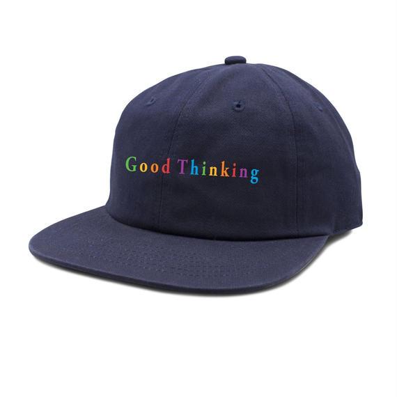 GOOD THINKING  THINK GOOD CAP Navy