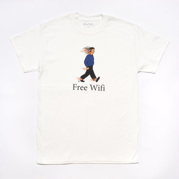 Free Wifi Alba Feito T-Shirt